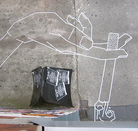 Taped Art