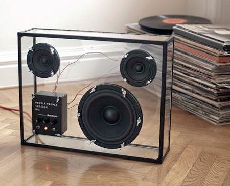 Modern Speaker