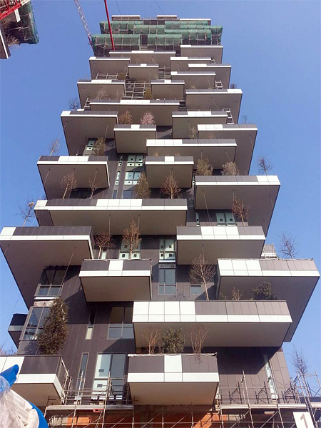 Vertical Forest in Italy