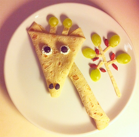 Food Art by idafrosk