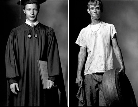 Created Equal Photo Series by Mark Laita