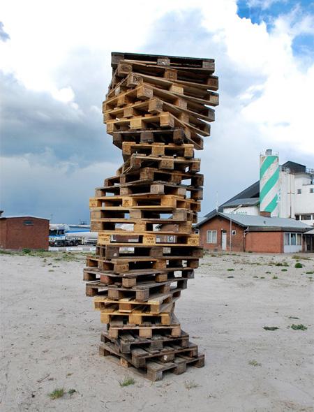 Street Artist Brad Downey