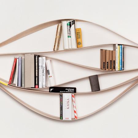 Bookshelf by Natascha Harra-Frischkorn