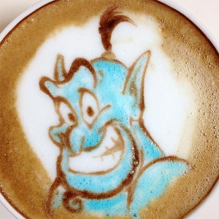 Genie Latte Art