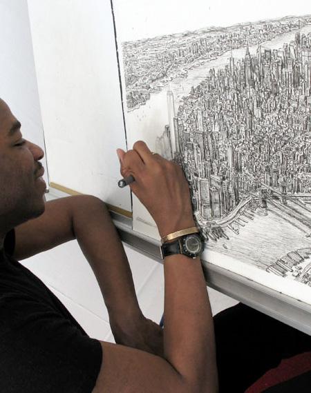 Autistic Artist Stephen Wiltshire