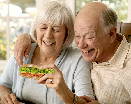 Sandwich Promo