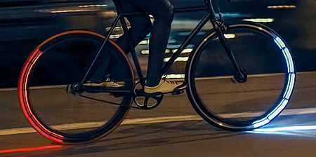 Bicycle Wheel Lights
