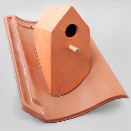 Birdhouse Rooftile