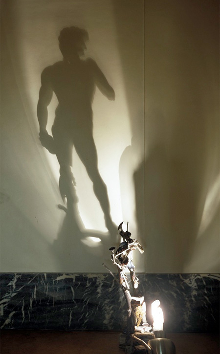 Light and Shadow Art