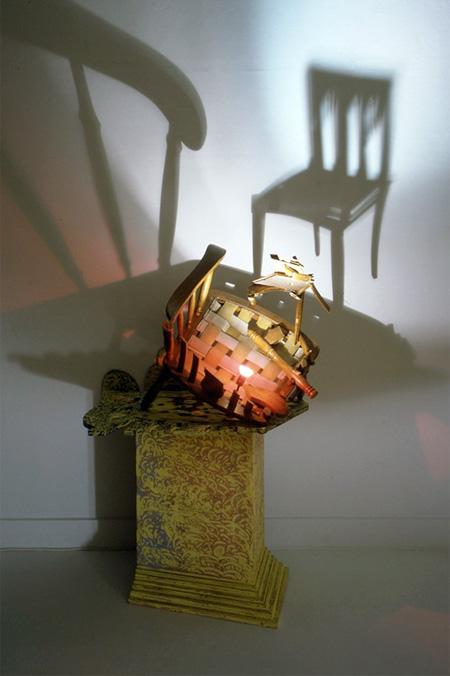 Light Art Sculptures