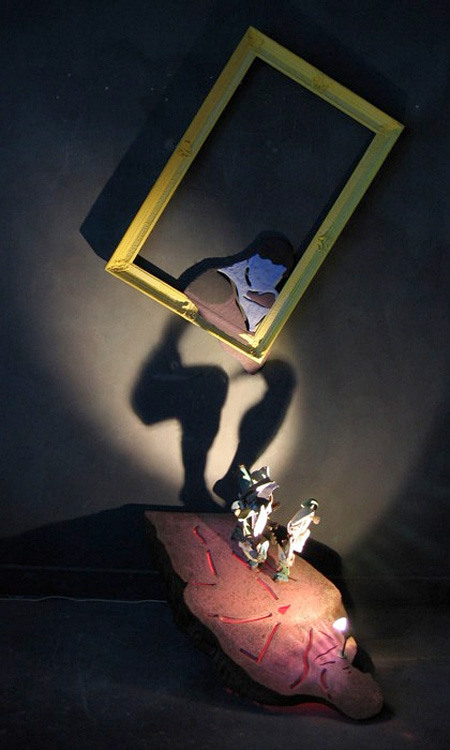 Shadow Sculptures by Diet Wiegman