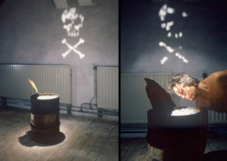 Shadow Art by Diet Wiegman
