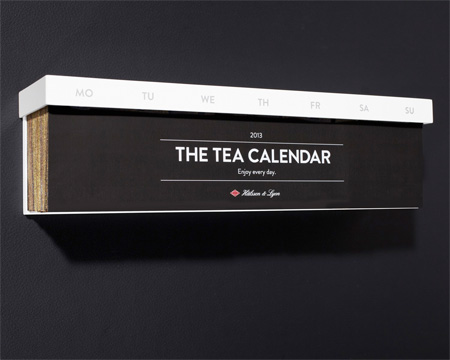 Tea Leaves Calendar