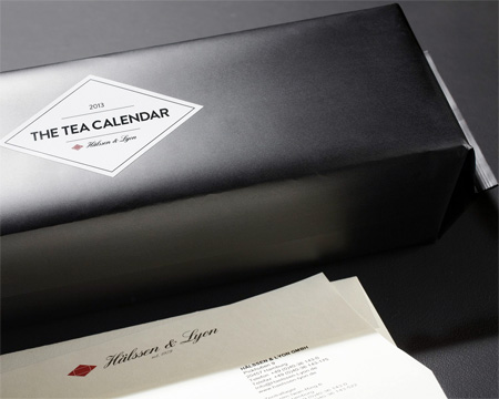 Hälssen and Lyon Tea Calendar