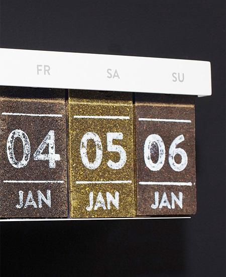 Calendar for Tea Drinkers