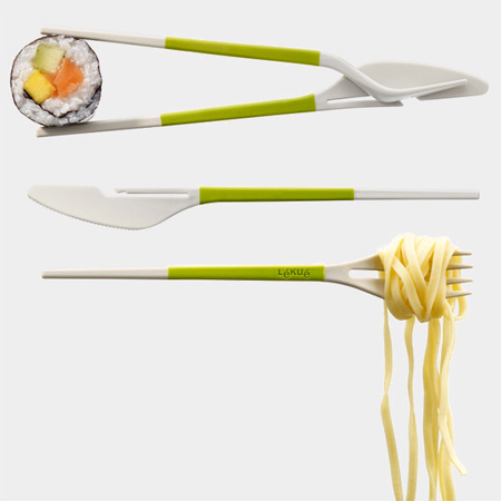 Fork and Knife Chopsticks