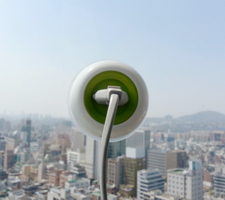 Solar Powered Window Outlet