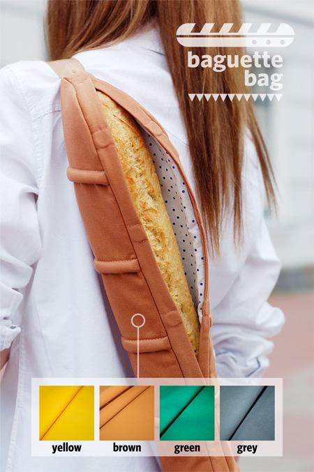 CYAN Baguette Bag