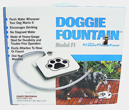 Doggie Fountain F1