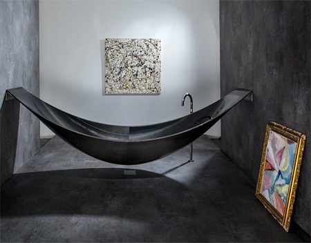 Hanging Bathtub