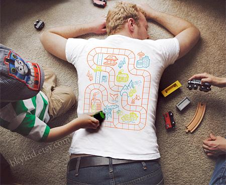 Playmat Massage T-Shirt