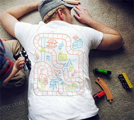 Playmat T-Shirt