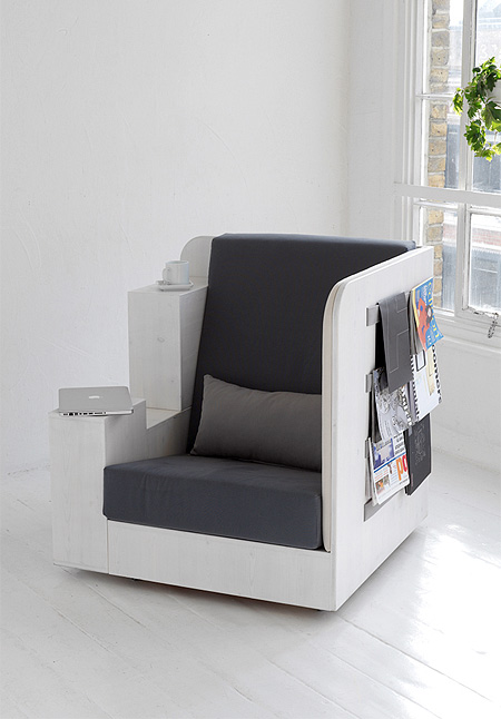 OpenBook Chair