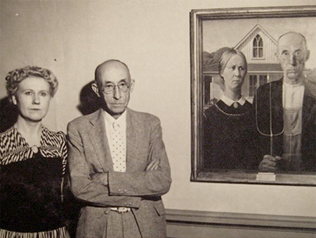 Subjects of Famous Paintings
