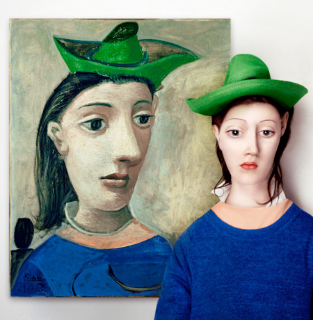 Models of Classic Paintings