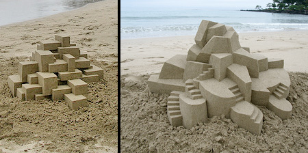Sand Architecture