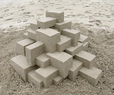 Modern Sand Art