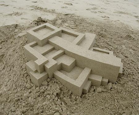 Modern Sand Castles