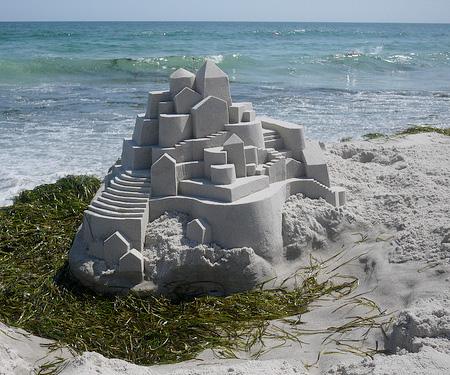 Modern Sand Sculptures