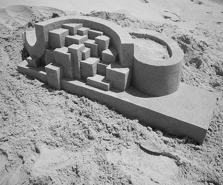 Sand Art by Calvin Seibert