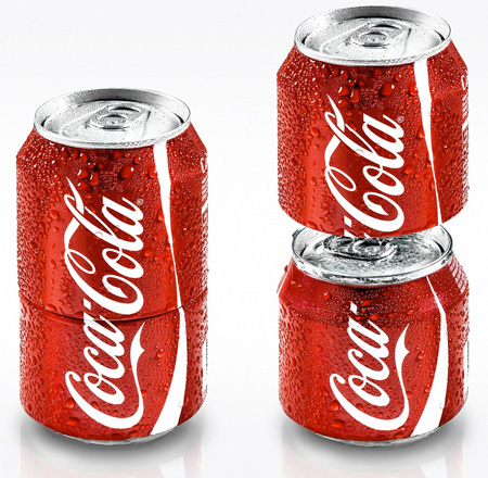 CocaCola Sharing Can