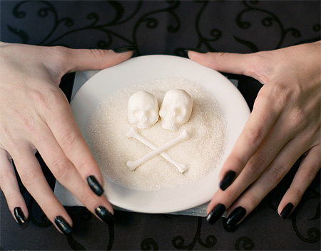 Skull and Crossbones Sugar