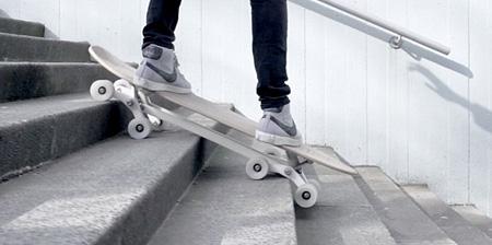 Stair Rover Skateboard