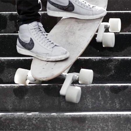 Stair Skateboard