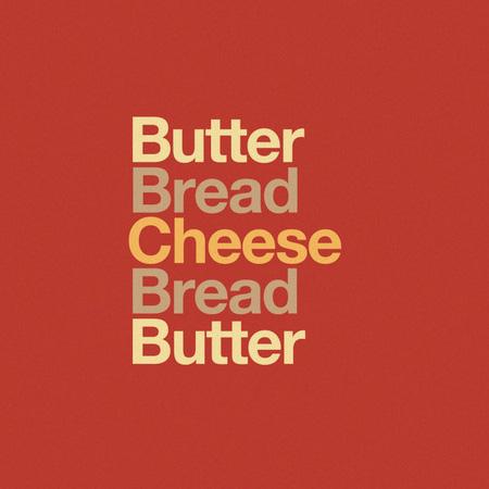 Helvetica Sandwiches