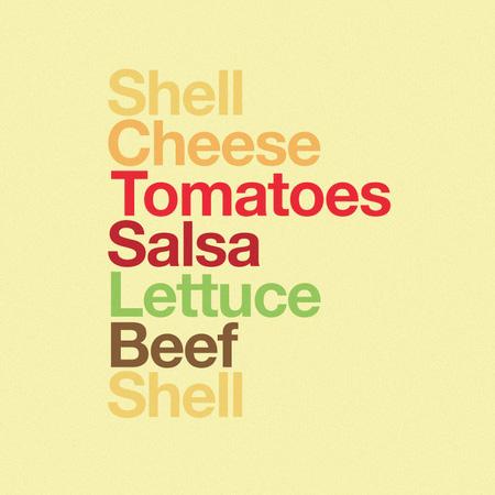 Helvetica Sandwich