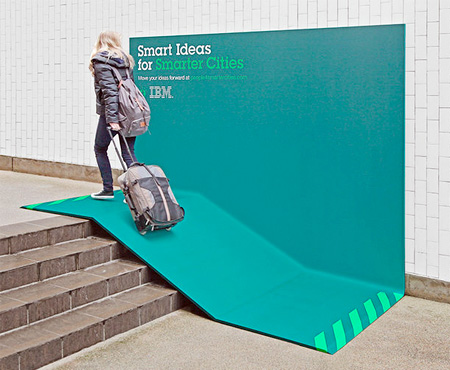 Functional Billboards