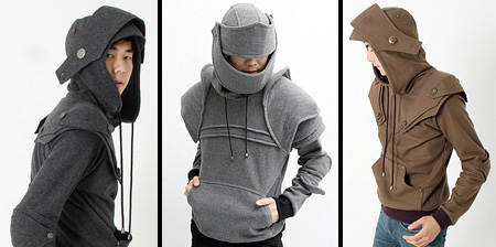 Knight Armor Hoodies