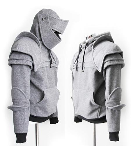 Medieval Armor Hoodies