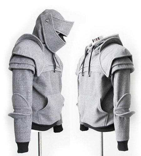 Hoodies armadura medieval