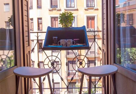 Balkonzept Desk