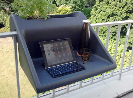 Balcony Workdesk
