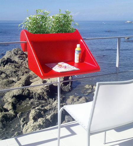 Balcón Tabla Baranda