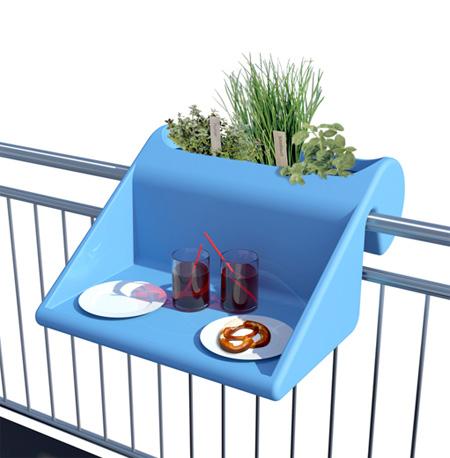 Flowerpot Table