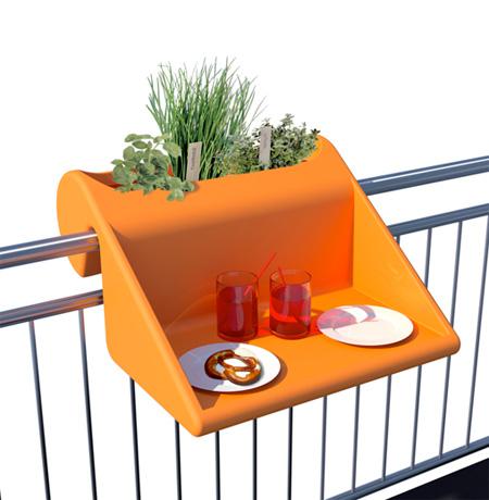 Flowerpot Desk