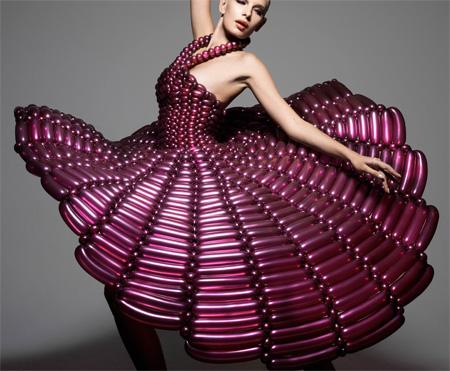 Daisy Balloon Dress